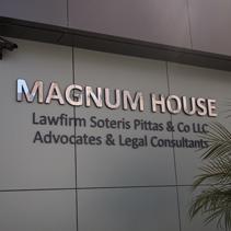 Magnum House